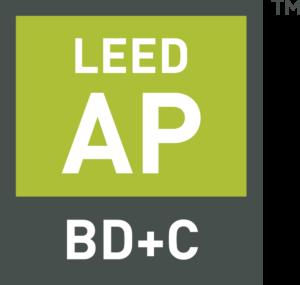LEED AP BD+C Logo